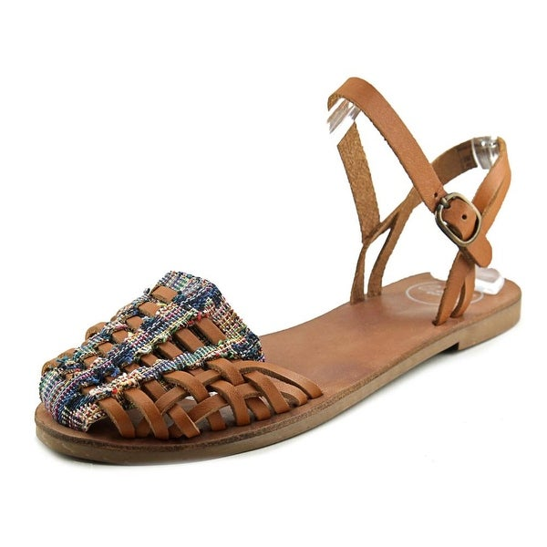 Coolway Mela Women Round Toe Synthetic Slingback Sandal
