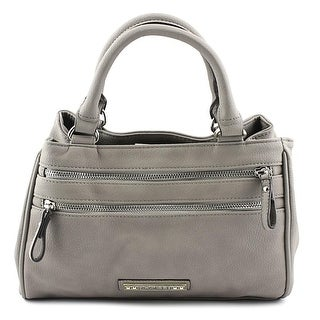 Rosetti Charlotte Grab Bag Satchel Women Synthetic Satchel - gray