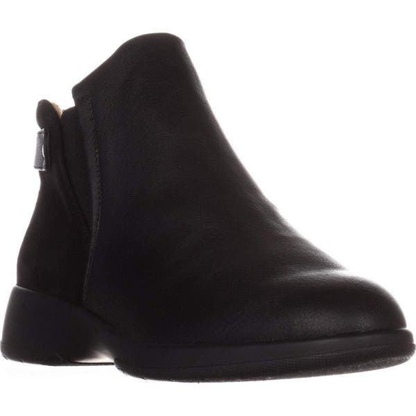 5d6bc7205ab57 Shop Naturalizer Womens Barita Round Toe Ankle Chelsea Boots - Free ...