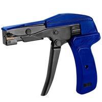 Platinum Tools 10200C Cable Tie Gun, Heavy Duty
