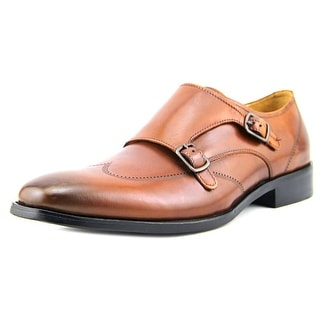 Kenneth Cole Reaction leisure-ly Men  Square Toe Leather Tan Loafer