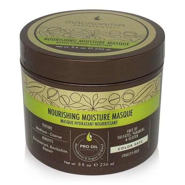 Macadamia Nourishing Masque 8 Fl Oz