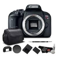 Canon EOS Rebel T7i DSLR Camera Bundle (Body Only)