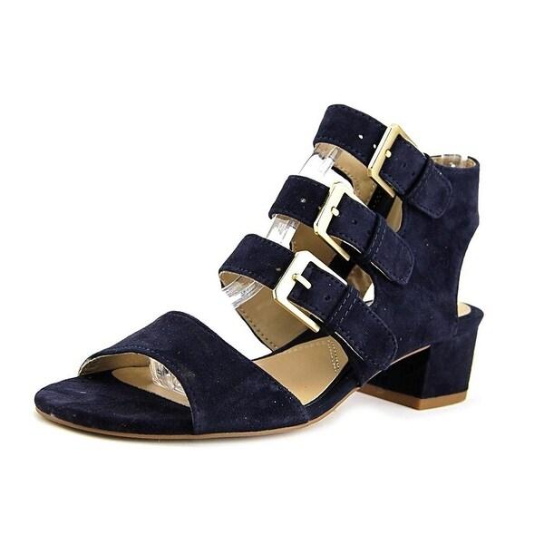 Adrienne Vittadini Womens Laira Open Toe Casual Strappy Sandals - 8.5
