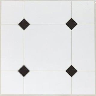 "Hipp Hardware Plus 12"" Black Diamond Tile KD0304 Unit: CASE"