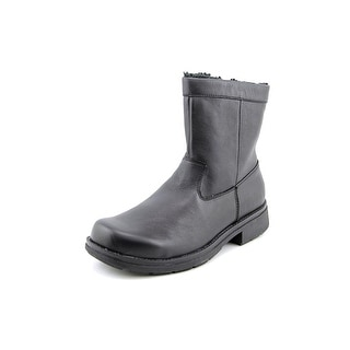 Propet Ryan Men 3E Round Toe Leather Ankle Boot