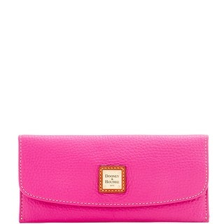 Dooney & Bourke Pebble Grain Slim Continental Clutch (Introduced by Dooney & Bourke at $88 in Apr 2016)