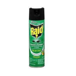 Raid 01672 House & Garden Spray, 11 Oz