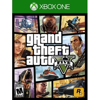 Grand Theft Auto V - Xbox One (Refurbished)