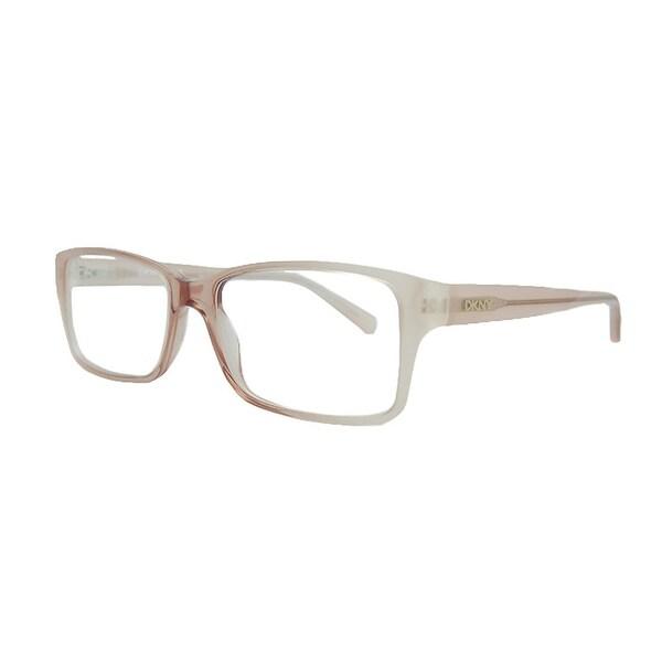 Donna Karan DY 4624 3520 Nude Pink Plastic Womens Optical Frame - 54-16-140