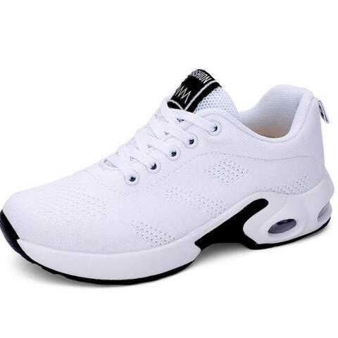 Slip-On Walking Shoes Mesh Sneakers