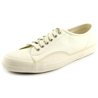Tretorn Racket H Low Men Canvas White Fashion Sneakers
