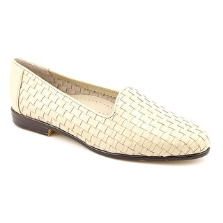 Trotters Liz S Round Toe Leather Loafer