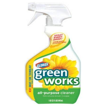 Greenworks 00450 Natural All Purpose Cleaner, 32 Oz.