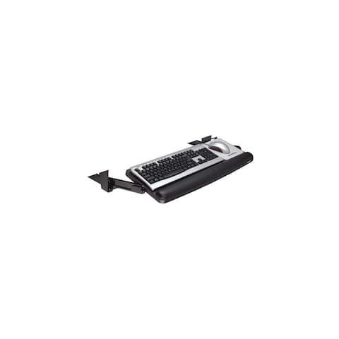 3M Adjustable Under Desk Keyboard Drawer Adjustable Under Desk Keyboard Drawer