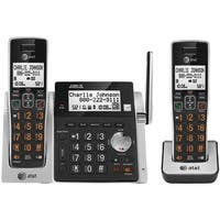 Cordless Answering System with Dual Caller ID & Call Waiting