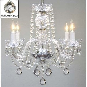 Chandeliers Reliable Cute Kids Room Decoration Light Flower Design Murano Glass Chandelier Clear Leaf Glass