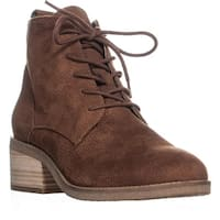 Lucky Brand Tamela Ankle Boots, Toffee
