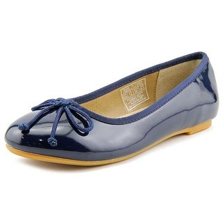 Polo Ralph Lauren Nellie Round Toe Synthetic Flats