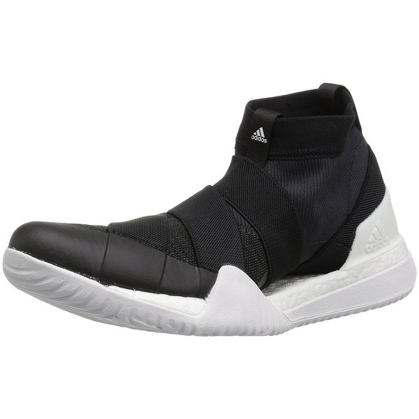 d992fa2f000fc Shop Adidas Womens PUREBOOST X Hight Top Pull On Running Sneaker ...