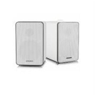 H21 Bluetooth Bookshelf Speaker System with Versatile Connectivity