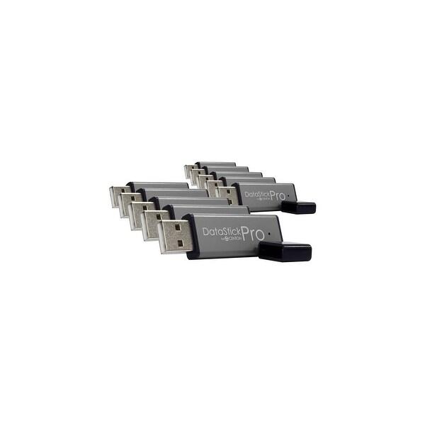 Centon DSP4GB10PK Centon 4GB DataStick Pro USB 2.0 Flash Drive - 10 Pack - 4 GB - USB - External