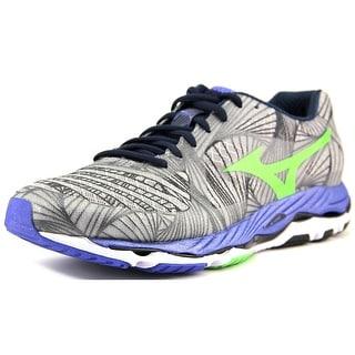 Mizuno Wave Paradox Men  Round Toe Synthetic Gray Sneakers