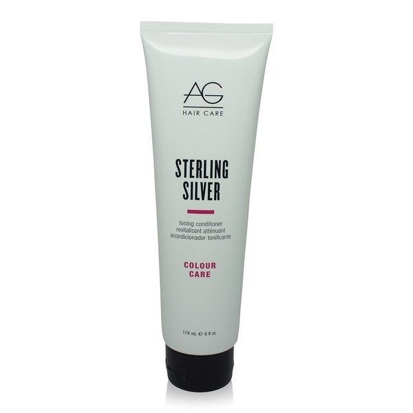 AG Hair Sterling Silver Conditioner 6 Oz