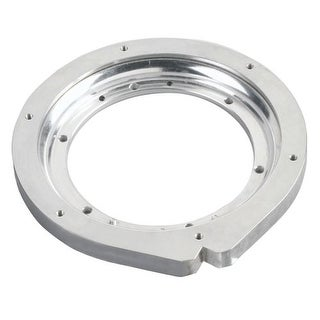 Rev-A-Shelf 4B-7-1 7 Inch Diameter Lazy Susan Bearing - Aluminum