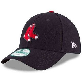 New Era Boston Red Sox Baseball Cap Hat MLB League 9Forty Alternate 10046254
