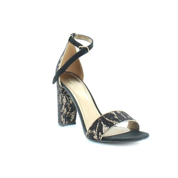 Marc Fisher Factor Women's Heels Black Multi