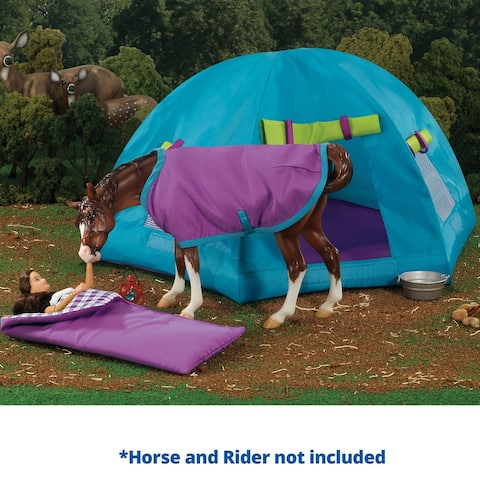 Breyer Traditional Backcountry Tent Camping Set 1 9 Scale