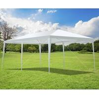 10'x20'Canopy Party Wedding Tent Heavy Duty Gazebo Pavilion Cater Event Outdoor - White