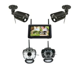 Uniden UDR777HD plus UDRC58HD-1 plus ULC58-1 Wireless Security Camera System
