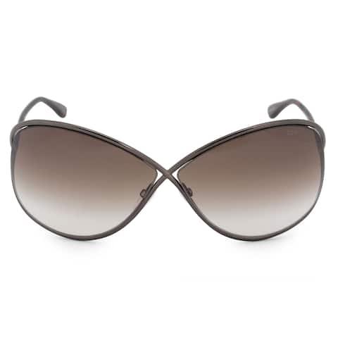 e9c91ff114f39 Tom Ford Miranda Butterfly Sunglasses FT0130 36F 68