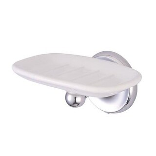 Elements of Design EBA315C Wall Mounted Soap Dish from the Petosky Collection - n/a