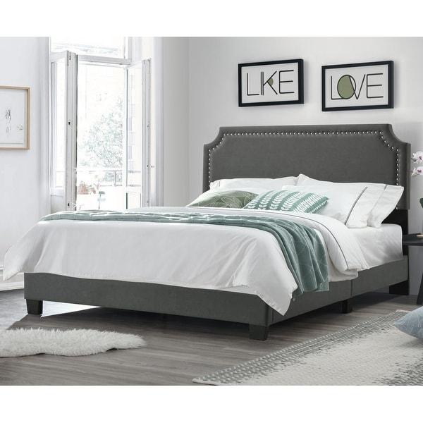 Regal Upholstered Bed. Opens flyout.