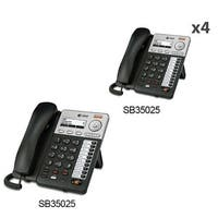 AT&T SB35025 Syn248 by AT&T Business Telephones 13 Fixed-Feature Keys 5 Pack New