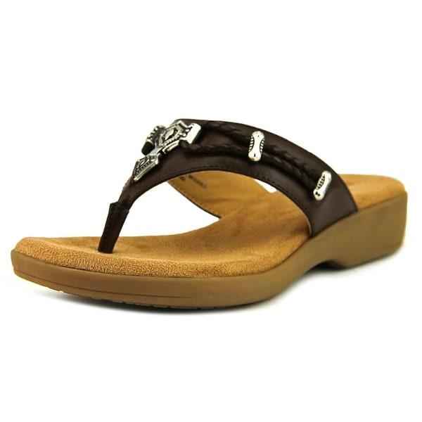 Rialto Bailee Brown Sandals