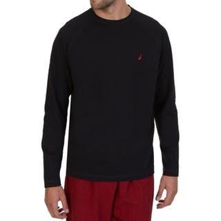 Nautica NEW Black Mens Size XL Crewneck Long-Sleeve Nightshirt Sleepwear https://ak1.ostkcdn.com/images/products/is/images/direct/c13821094ecfc843dd285554f8eb9cb2748918c7/Nautica-NEW-Black-Mens-Size-XL-Crewneck-Long-Sleeve-Nightshirt-Sleepwear.jpg?impolicy=medium