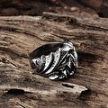 Vienna Jewelry The Colorado Rockies Stainless Steel Ring - Thumbnail 1