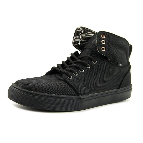 Vans Alomar Men (Tiger Clash) Black/Black Sneakers Shoes