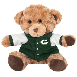 Link to FOCO NFL 10 Inch Varsity Bear, Green Bay Packers - Multi-Color Similar Items in Fan Shop