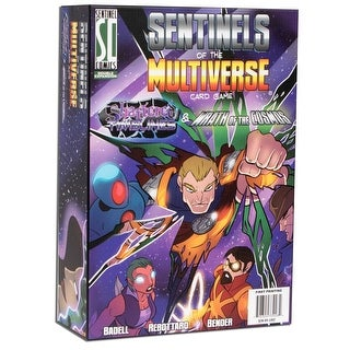 Sentinels of the Multiverse: Shattered Timeline/Wrath of the Cosmos - multi
