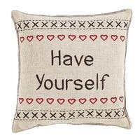 Have Yourself a Merry Little Christmas Pillow, Set of 2 -