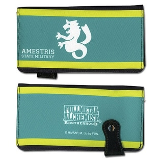 Fullmetal Alchemist Amestris State Military Wallet
