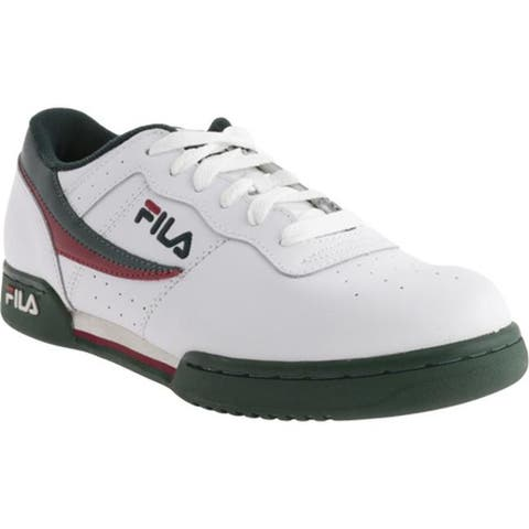 9cfc2e72ebd Buy Fila Men's Sneakers Online at Overstock | Our Best Men's Shoes Deals