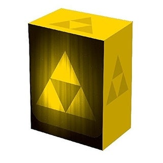 Legion Iconic TriForce DECK BOX (fits Magic / MTG, Pokemon Cards)