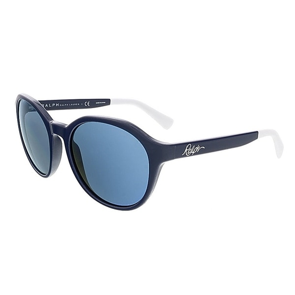 RA5193 137055 Navy Oval Polo Ralph Lauren sunglasses - 54-19-135