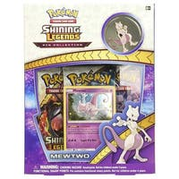 Pokemon: Shining Legends - Mewtwo Pin Collection - multi